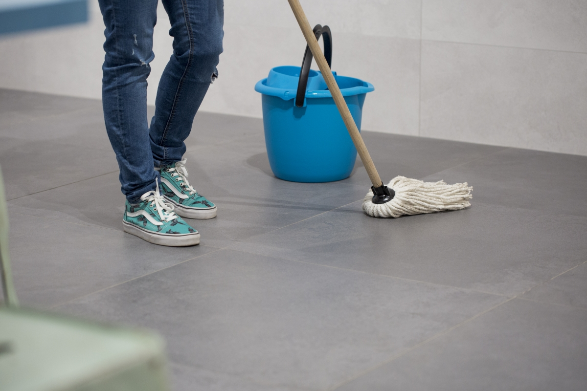 5 Practical Tips For Cleaning And Caring For Your Porcelain Floor