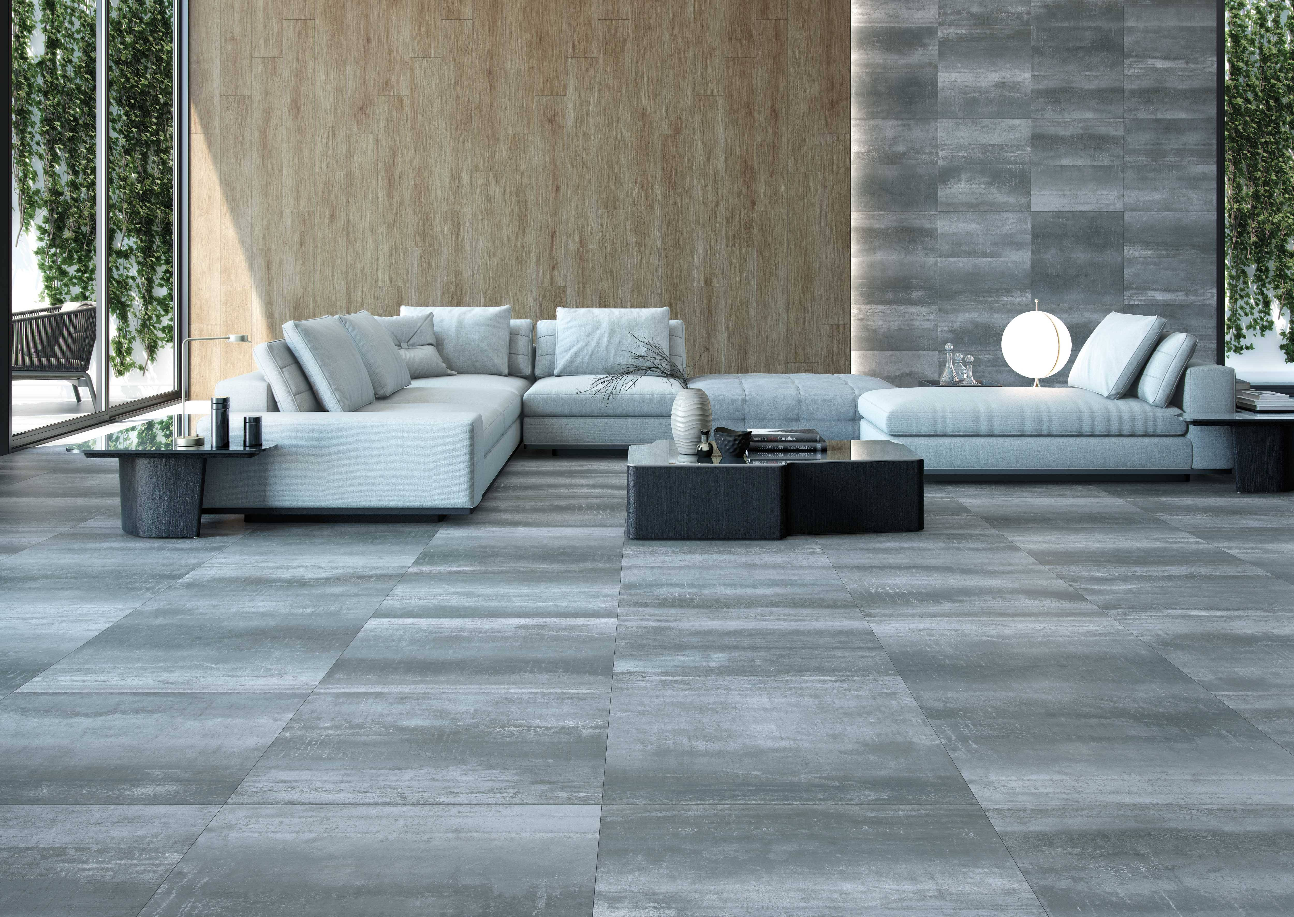 Trends for autumn, industrial style - Keraben Group